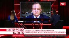 Koronawirus w Polsce. Arkadiusz Gralak, burmistrz Aleksandrowa Kuj.: ogromne środki na zabezpieczenie wyborów prezydenckich