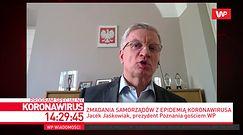 """Jaśkowiak: """"nie wierzę Szumowskiemu"""". Jest riposta ministra"""