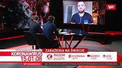 Łukasz Urbański o trudnej sytuacji fryzjerów. Klientki kazały zamykać salon