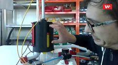 Respirator z drukarki 3D. Polska broń do walki ze skutkami epidemii