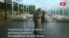 Ślub w czasach zarazy