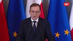 Mariusz Kamiński: musimy zamknąć granicę przed koronawiursem