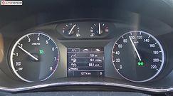 Opel Mokka X 1.4 Turbo EcoTec 152 KM (AT) - pomiar zużycia paliwa