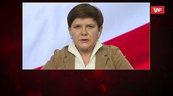 Szydło odsłania kulisy rozmowy z Kaczyńskim na temat wyborów prezydenckich