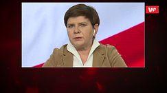 Wybory 2020. Beata Szydło ocenia ruch Jarosława Gowina