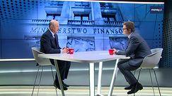 Jacek Rostowski o nowym ministrze finansów: Życzę mu szczęścia