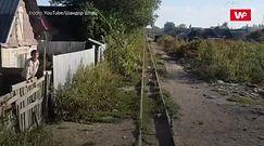 Cygańskie getto na Ukrainie