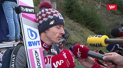 """Skoki narciarskie. Kubacki zaniepokojony upadkiem Żyły. """"Piotrek zachowuje się po upadku inaczej jeśli wszystko jest dobrze"""""""