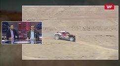 """Wypadek Fernando Alonso w Rajdzie Dakar. """"Młotek, trytytki i próbujemy coś wyczarować"""""""