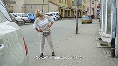 """Dagmara Kaźmierska z """"Królowych Życia"""" zaopatruje chorą na koronawirusa Edzię w prowiant"""