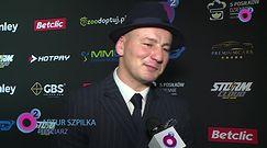 Fame MMA 9. Artur Szpilka komentuje wygraną walkę narzeczonej