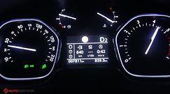 Opel Zafira 2.0 Diesel 177 KM (AT) - acceleration 0-100 km/h