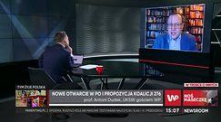 Profesor Antoni Dudek ma propozycję dla Borysa Budki. Podsunął pomysł