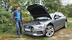 Audi A6 Allroad Quattro - inni chcą być, a ono już jest