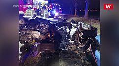 Dolnośląskie. Poważny wypadek pod Wrocławiem