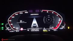BMW M850i Gran Coupe 4.4 V8 530 KM (AT) - acceleration 0-100 km/h
