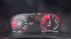 Volvo V60 2.0 T8 Twin Engine 390 KM (AT) - acceleration 0-100 km/h