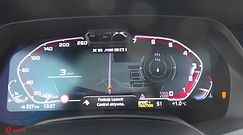 BMW X6 M50i 4.4 V8 530 KM (AT) - acceleration 0-100 km/h