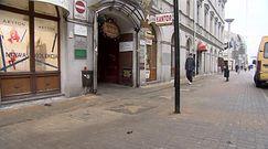 Śmierć 20-latka w centrum Łodzi