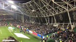 Skandal przed meczem Irlandia - Bośnia. Kibice gości przerwali minutę ciszy