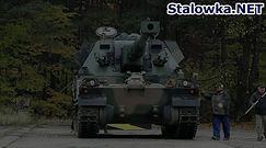 Polska Haubica KRAB z podwoziem Samsunga