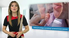 #dziejesiewbiznesie: Papierosy z Polski pali się na całym świecie
