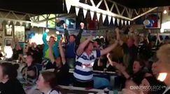 Kibice w Nowej Zelandii świętowali triumf All Blacks