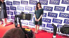 Tadla z Kretem na imprezie TVP