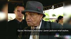Ojciec Michaela Jacksona miał wylew