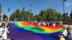 Tak wyglądała Parada Równości w Warszawie