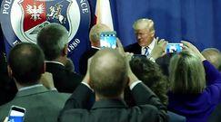 Donald Trump, za zamkniętymi drzwiami, obiecuje zająć się zniesieniem wiz dla Polaków