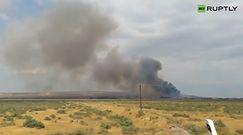 Wybuch w fabryce w Azerbejdżanie. Sześć osób ciężko rannych