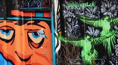 Street art z całego świata: Amsterdam