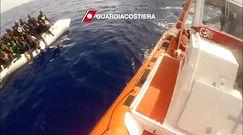 Ponad 4 tysiące migrantów uratowanych na Morzu Śródziemnym
