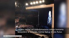 Adele zadedykowała koncert w Antwerpii ofiarom ataku na klub w Orlando