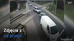 Polska jazda na przejazdach