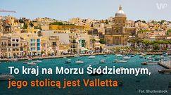 Malta - wyspa niezwykła