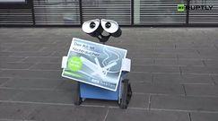 Ten robot pomoże przestać palić