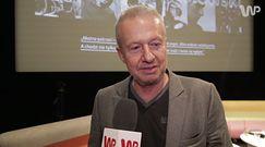 Bogusław Linda wspomina Krzysztofa Kieślowskiego