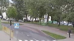 Potrącenie 12-latka na przejściu dla pieszych. Policja opublikowała drastyczny film