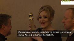 Adele wzięła potajemnie ślub?