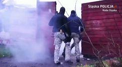 Szturm antyterrorystów na Śląsku. Sceny jak w filmu akcji