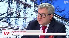 #dziejesienazywo: Ryszard Czarnecki o zmianach w rządzie