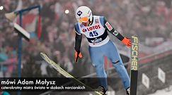 Adam Małysz przed PŚ w Zakopanem: Wierzę, że będzie to przełomowy konkurs