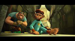 """""""Super Spark: Gwiezdna misja"""": dlaczego Antoni Królikowski został małpą?"""