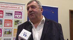 Witold Skrzydlewski mówi o dziwnej łódzkiej tradycji i gratuluje Widzewowi