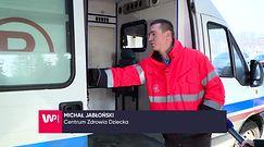 Jeżdżą zdezelowanymi karetkami. Największy szpital w Polsce prosi o pomoc