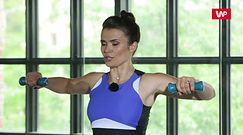 7 ćwiczeń na zdgrabne ramiona