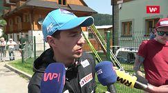 """Kamil Stoch denerwuje się przed finałem LM. """"Mam nadzieję, że wygra drużyna w czerwonych strojach"""""""
