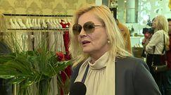 """Skromna Szapołowska: """"Uwielbiam dresy z kapturem, żeby przysłaniać nimi włosy i moją urodę"""""""
